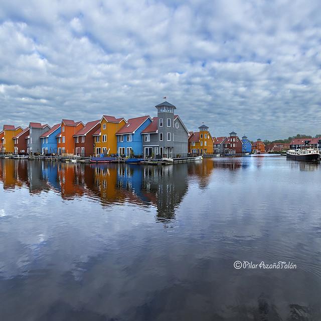 Reitdiep Harbour- Groningen