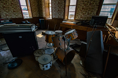 Abandoned Studio in an Abandoned Prison | by Binfa's Photography