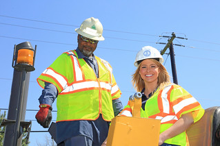 _C5A6656_RTS   VDOT and Lee Hy Paving were joined by Nikki