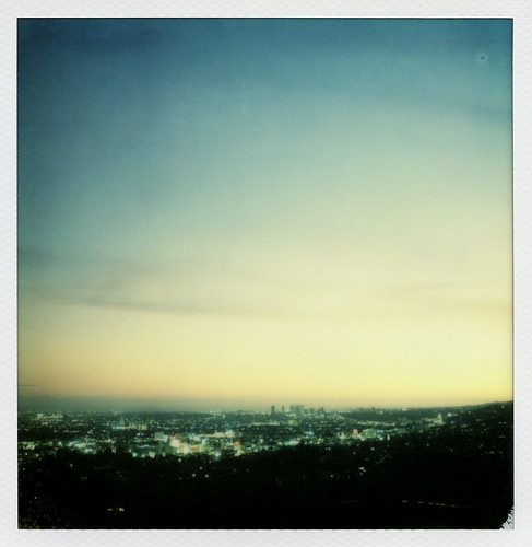 california park ca city sunset toby 2 test color film skyscraper project polaroid sx70 photography lights for la los twilight cityscape view angeles dusk observatory tip cameras hollywood type vista instant bluehour 20 hancock griffith gen pioneer generation impossible the gen2 0315 impossaroid