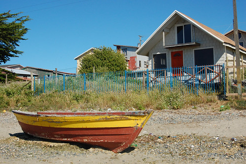 Views from Ancud, Chiloé, Chile   by blueskylimit