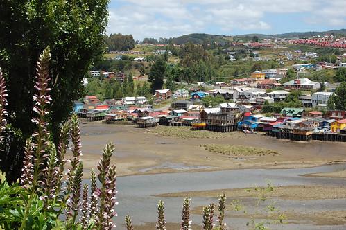 Palafitos in Castro, Chiloé, Chile | by blueskylimit
