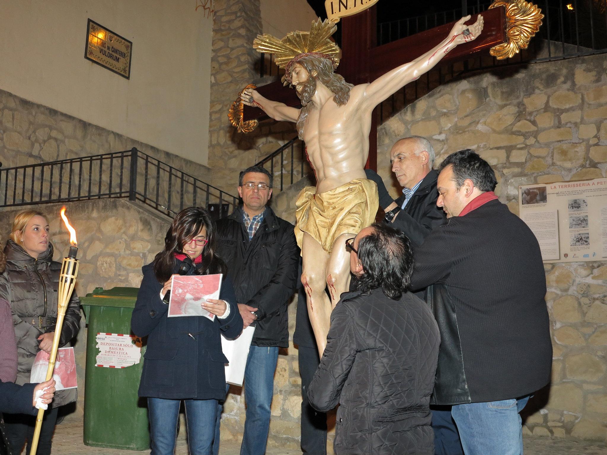 (2013-03-22) - IV Vía Crucis nocturno - Antonio Verdú Navarro  (22)