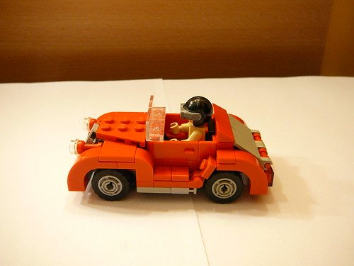 Red car | by legomanijak
