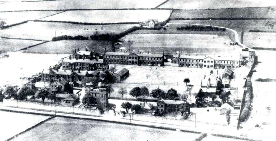 Victoria Barracks, Beverley 1935 (archive ref DDX1544-1-3 No 31)