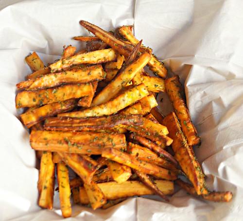Manioc Fries -edit