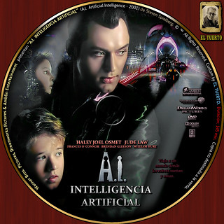 A.I. INTELIGENCIA ARTIFICIAL | by EL TUERTO 1963