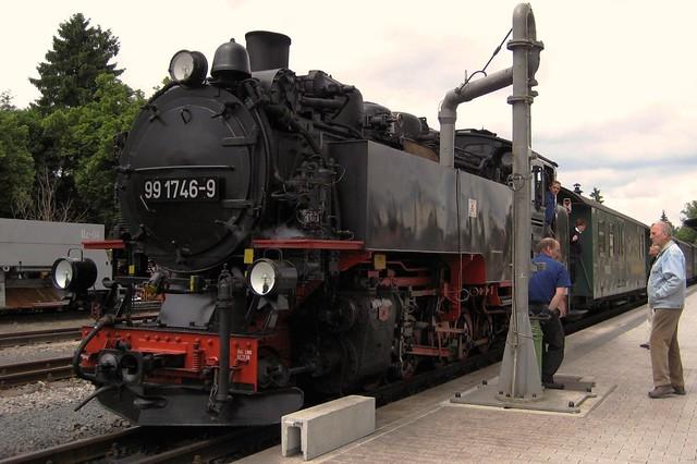 Weisseritztalbahn Dresden 2010