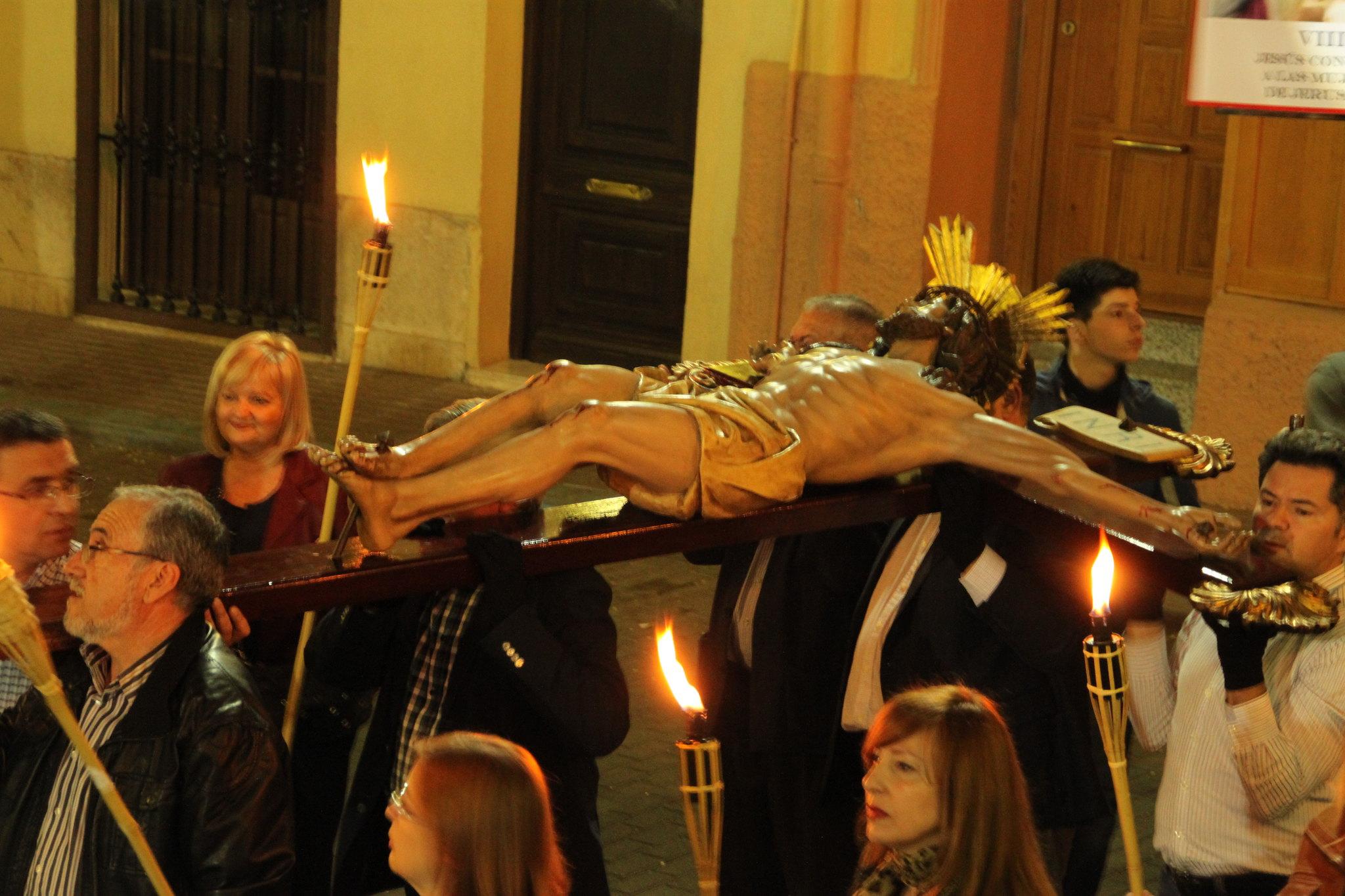 (2014-04-01) -  V Vía Crucis nocturno - Javier Romero Ripoll (51)