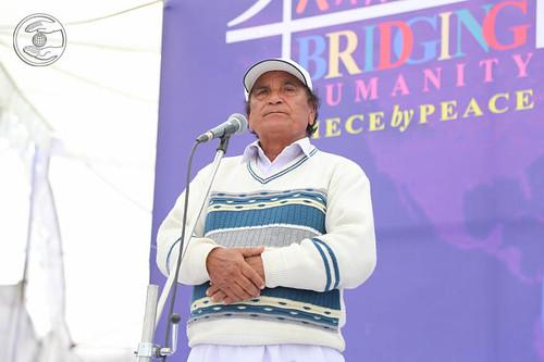 Girdhari Lal from Ramgarh expresses his views
