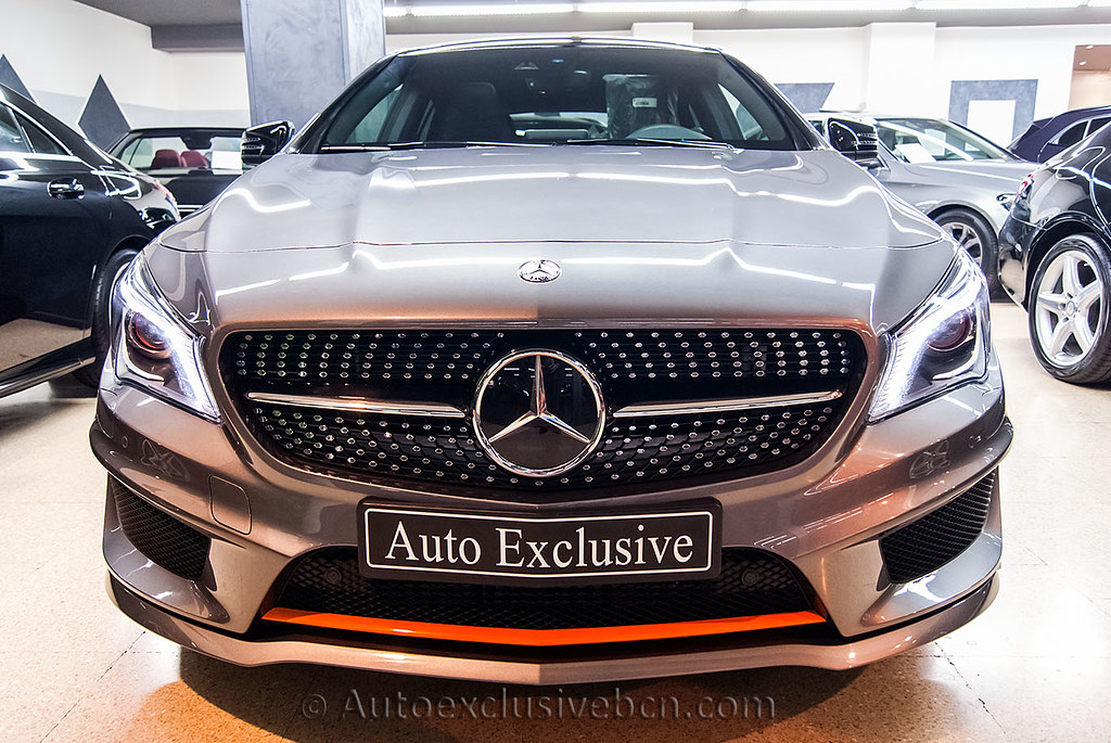 Mercedes Benz Clase Cla 250 4 Matic Amg Shooting Brake Flickr