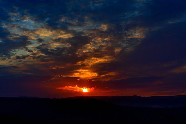 363/365 Dawn colourburst