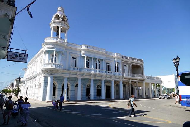 Plaza de Armas / Plaza Jose Marti Cienfuegos Cuba