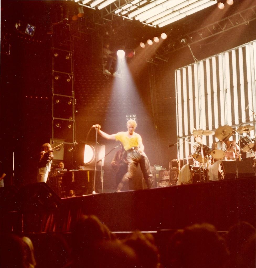 bowie summit Ap 9 1978   David Bowie Houston Summit April 9