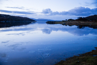 Loch Toscaig before sunrise   by AnnieMacD