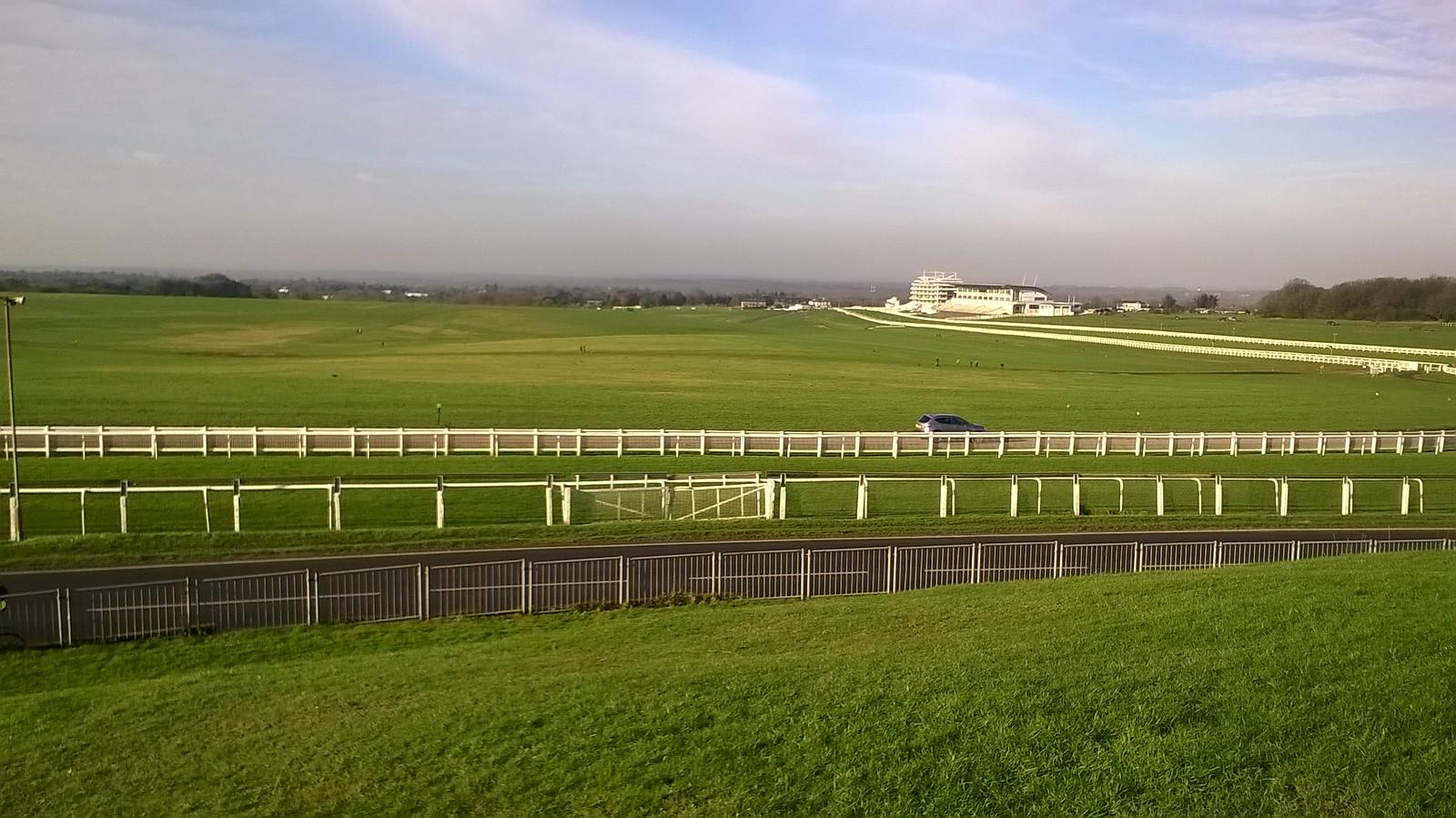 Epsom racecourse #3