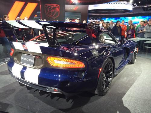 Detroit Auto Show 2016 | by willkinton1