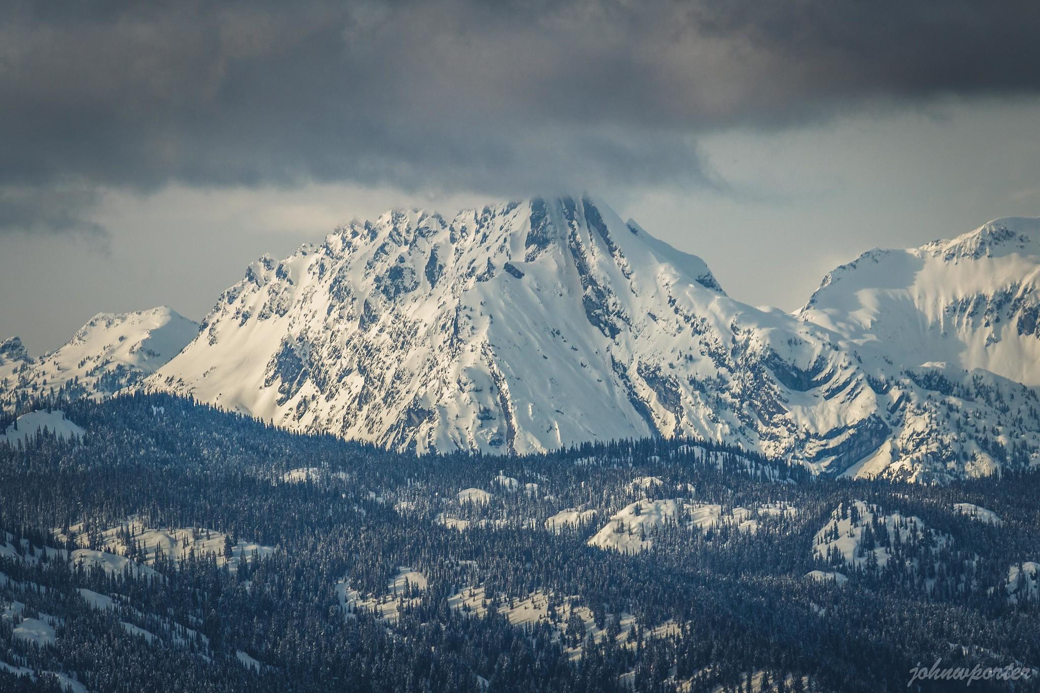 Bears Breast Mountain