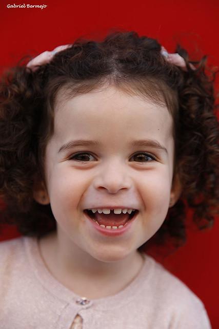 Alegria con sonrisa