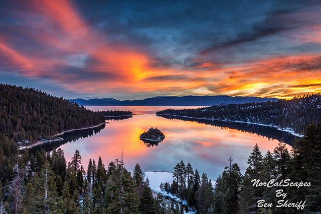 Emerald Bay California