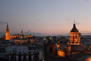 Sevilla sunset | by Javier Pereda