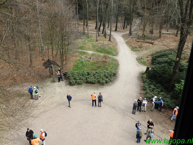 2016-04-12         2 daagse Lunteren      1e dag  25 Km  (133)