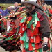 Foxs Morris at Upton Folk Festival 2016