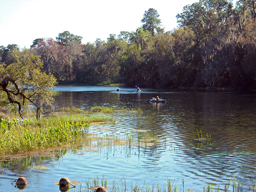 water river landscape boats scenery florida dunnellon