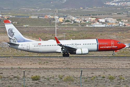 Boeing 737-86N(w) 'LN-NOI' Norwegian | by Hawkeye UK