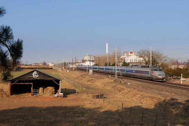 TGV PSE Rame 100-03/2012