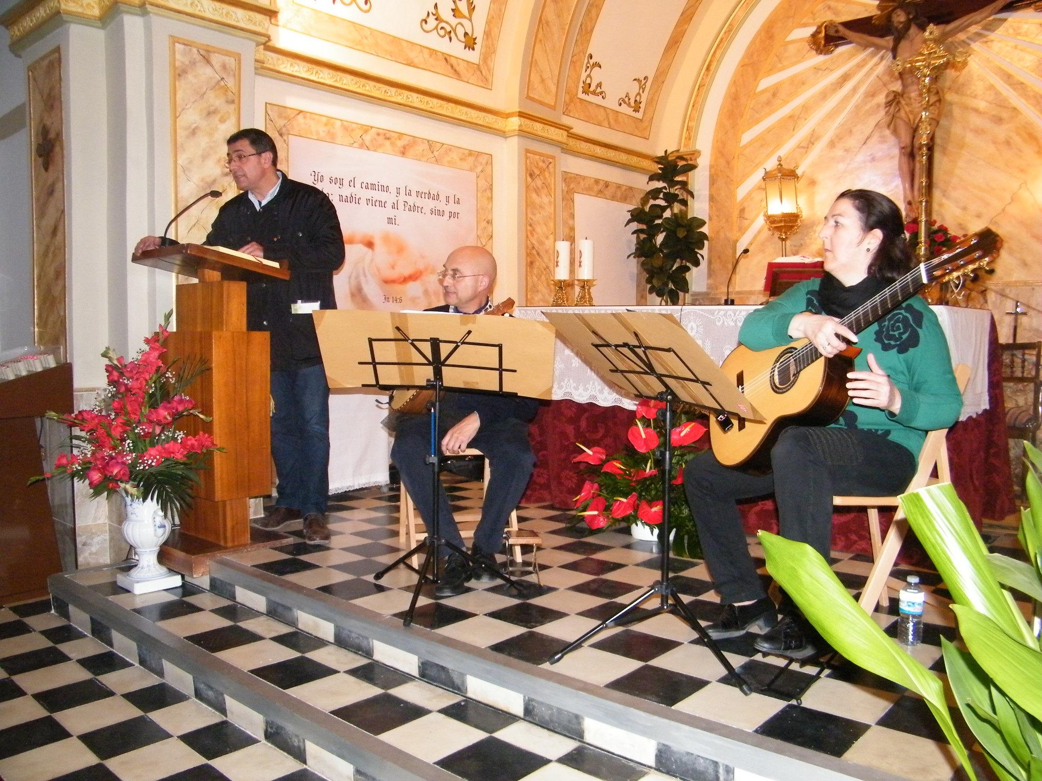 ElCristo - Actos - Actuación Musical Solidaria - Grupo Madrigal - (2016-01-29) - Gabriel Segura (05)