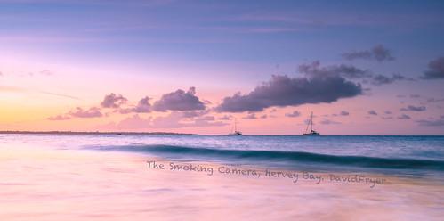art bay coast fuji image australia queensland hervey fraser xe1