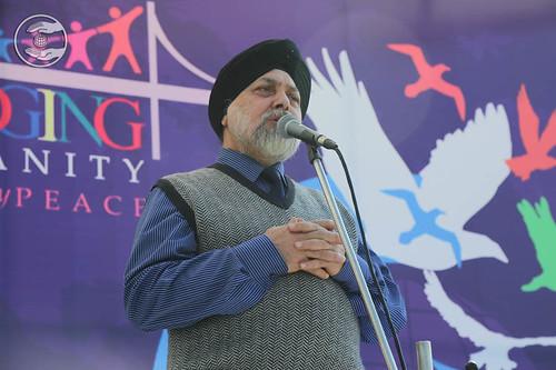 Devotional song by Dr. Harbhajan Singh from Delhi