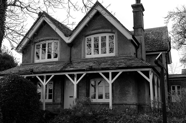 This old house.