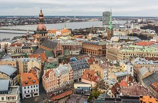 Vecriga (Old Town), Riga Latvia DSC0881 | by troy david johnston