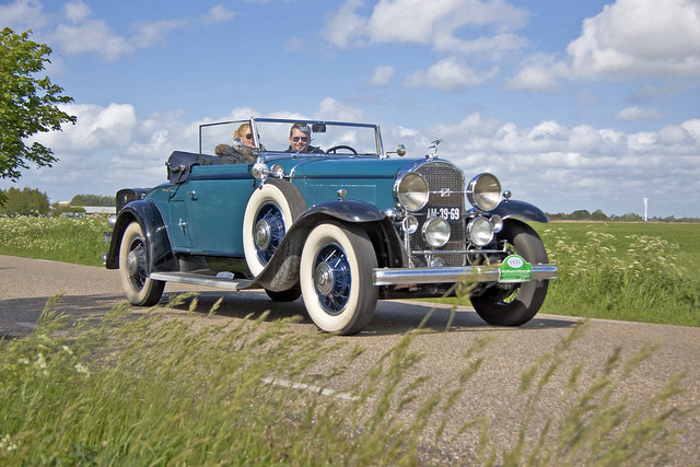 Buick 8-90 Series Convertible 1931 (3437)