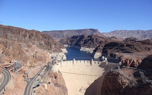 Lake Mead & Hoover Dam