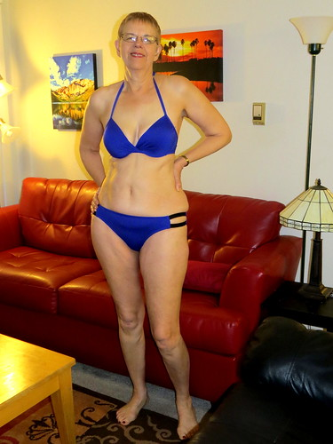 Bikini time wear
