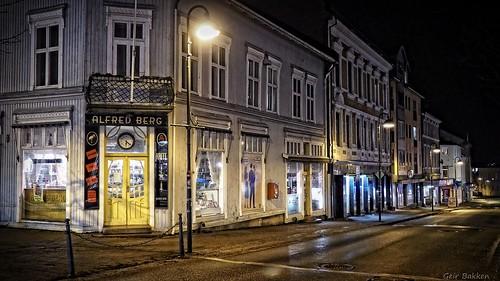 street city building norway architecture night norge nice interesting olympus omd niceview horten vestfold m43 yabbadabbadoo em5