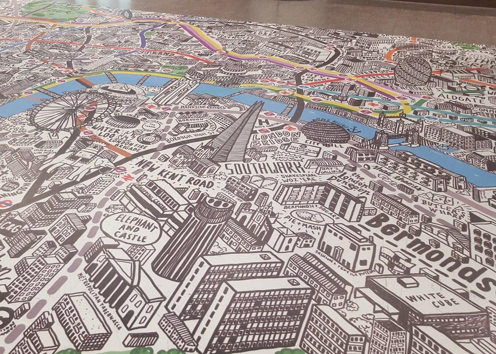 London Gatwick Airport North Terminal London Floor Map Flickr