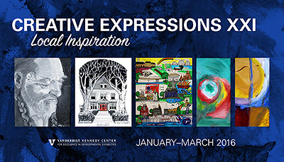 Creative Expressions XXI  [Art Exhibit 2016]
