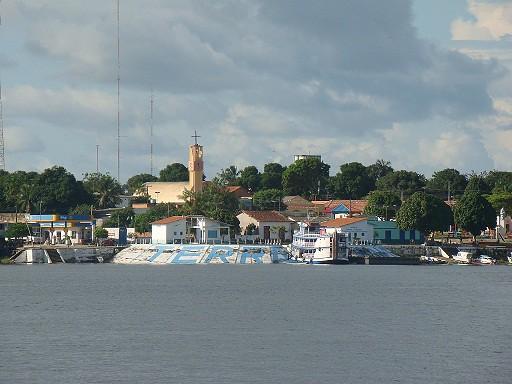 Óbidos, Oriximiná, Monte Alegre, Terra Santa, Juruti e Rurópolis em 5 notas curtas, Terra Santa, Pará