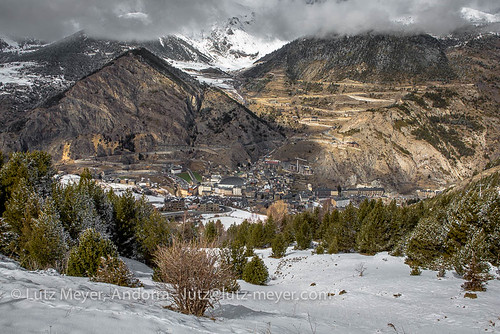 Andorra climbing, hiking and cycling: Canillo, Vall d'Orient, Andorra