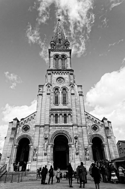 basilique Saint Denys d'Argenteuil