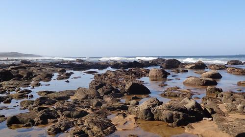 umhlanga rock pools durban southafrica south africa travel nature ocean sea water outdoors coast coastline coastal rocks pool
