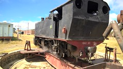 Charcoal train in Asmara