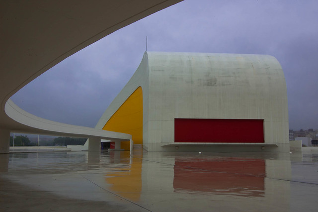 Centro Niemeyer - Auditorio
