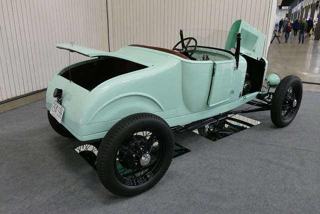 1927 Ford 'the Mint-T'