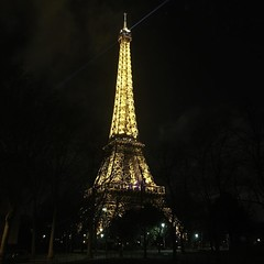 Eternal Eiffel Tower #toureiffel #eiffeltower #paris #parisnow #nofilter