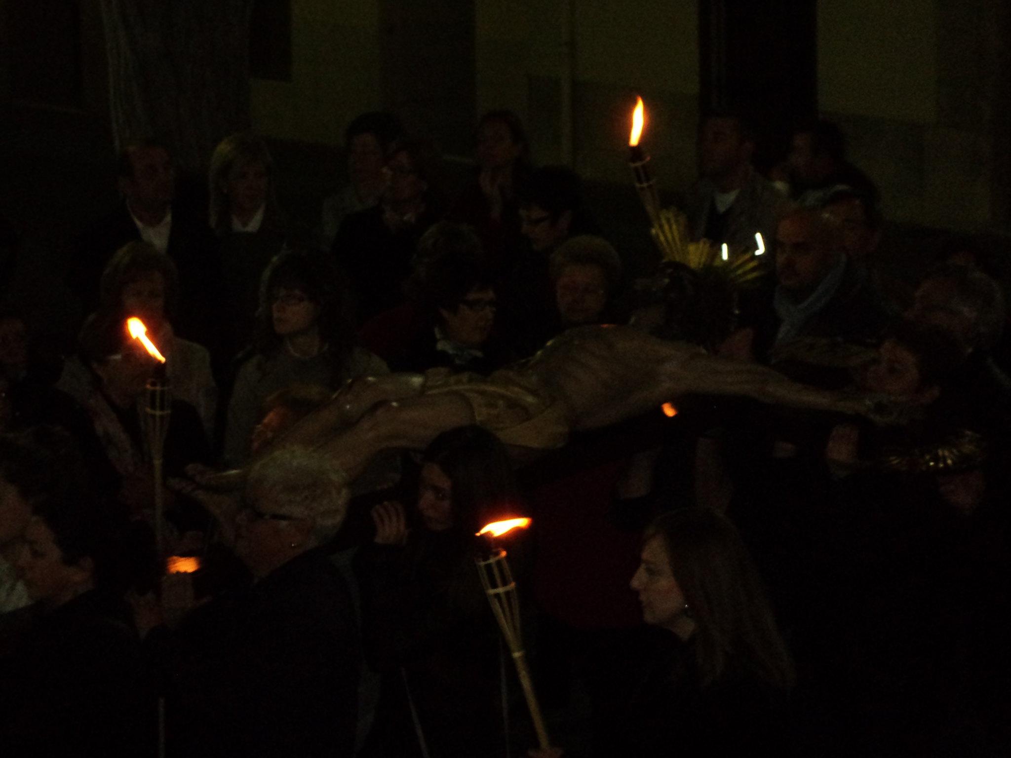 (2012-03-30) - III Vía Crucis nocturno - Jorge Vázquez  (37)